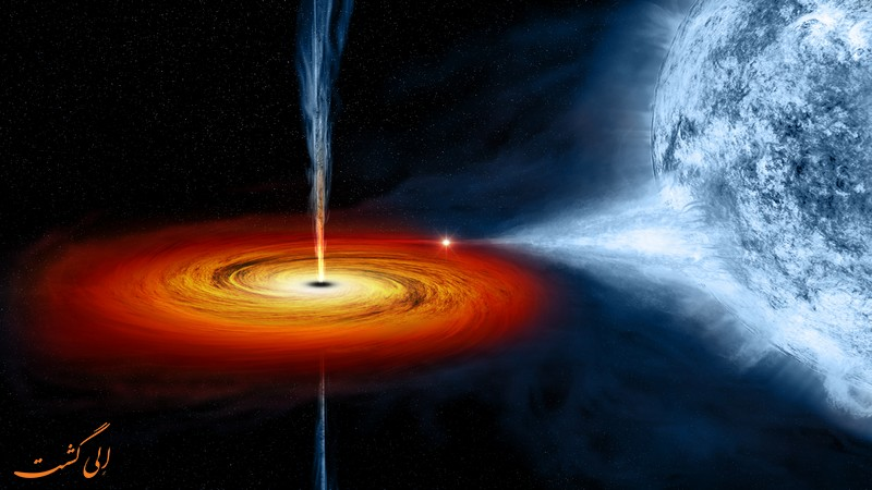 سیاه چاله ها | حقایق نجوم