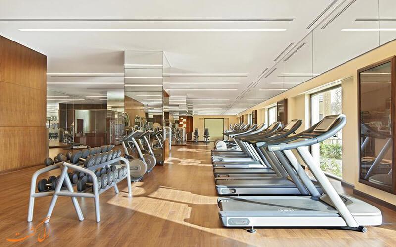 باشگاه هتل دبی