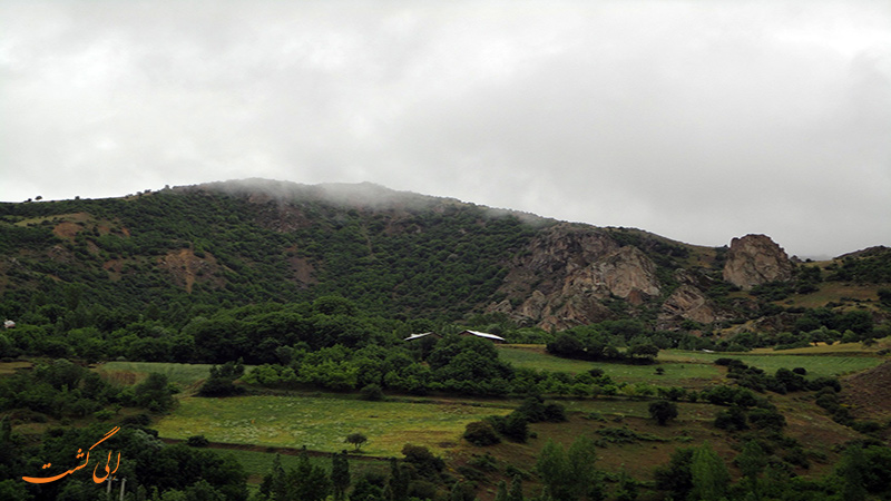 عکس روستای دیلمان