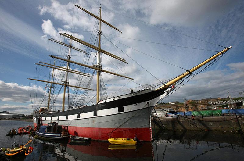 کشتی دراز | جاذبه های تاریخی اسکاتلند