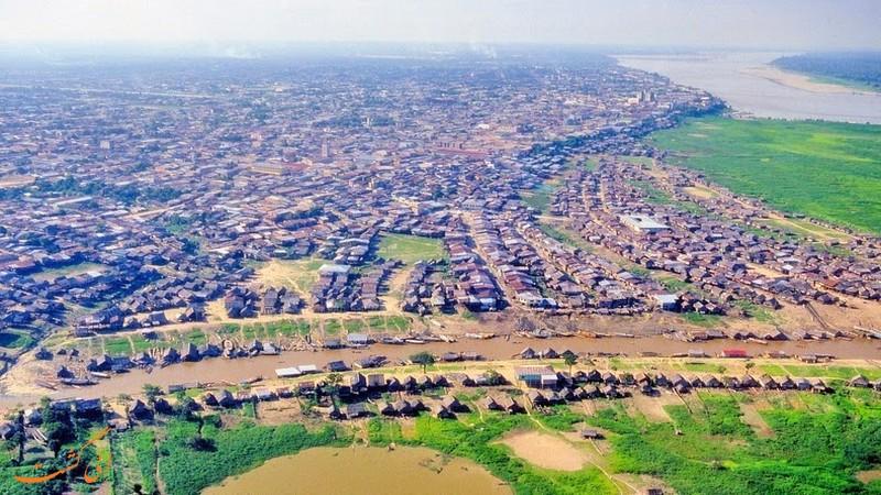 بزرگ ترین شهر جهان   ایکویتوس