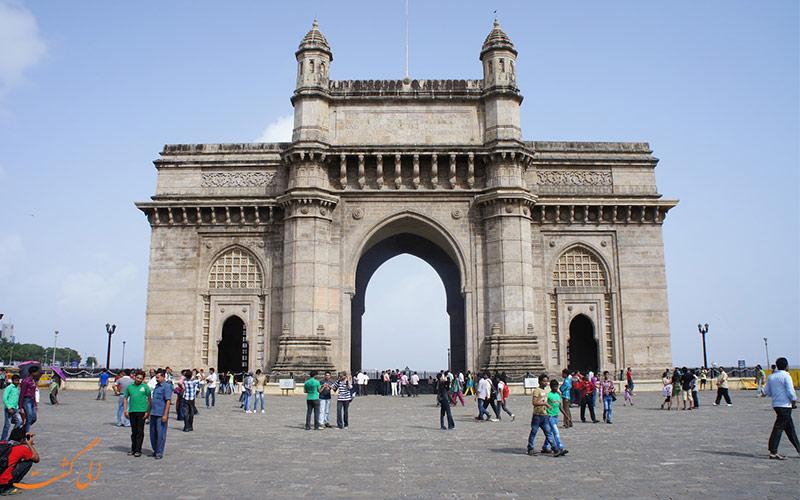 بناهای بمبئی-دروازه هند-هتل امرالد جوهو بمبئی