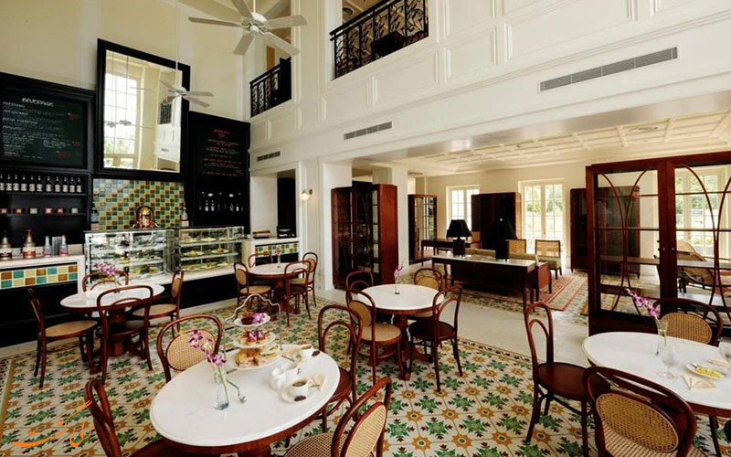 رستوران هتل دانا در لنکاوی