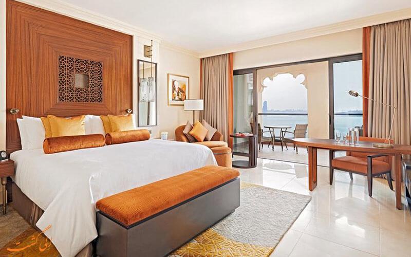 اتاق هتل دبی