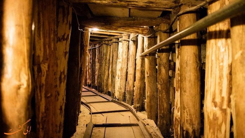 تونل سارایوو در شهر سارایوو