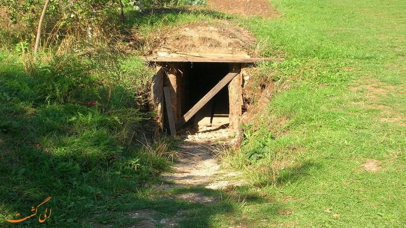 تونل سارایوو | تونل امید