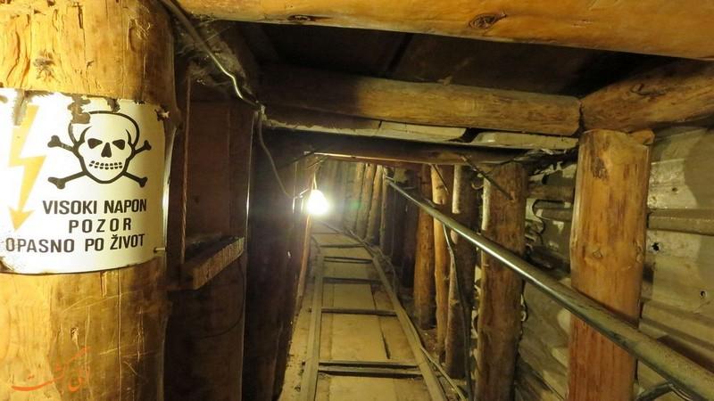 تونل سارایوو بوسنی