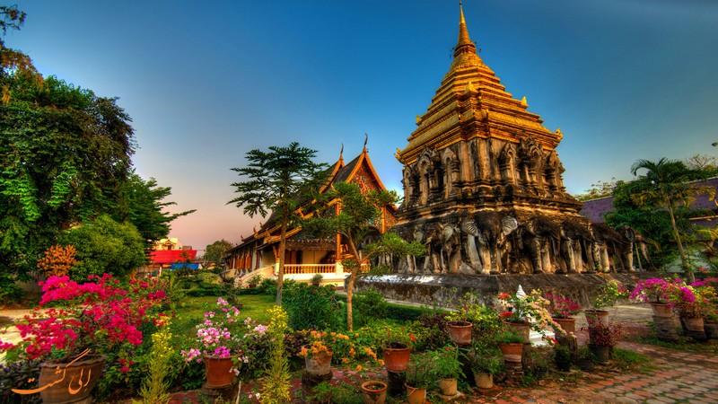 معماری تایلندی