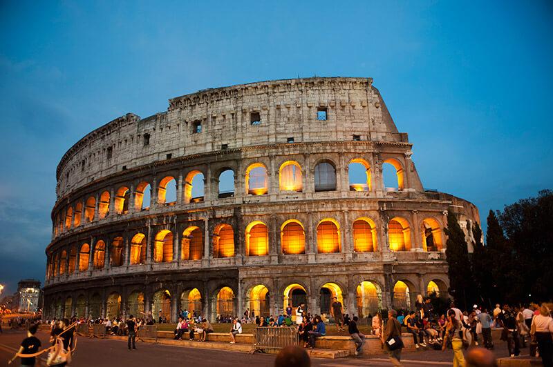 کولسئوم در رم