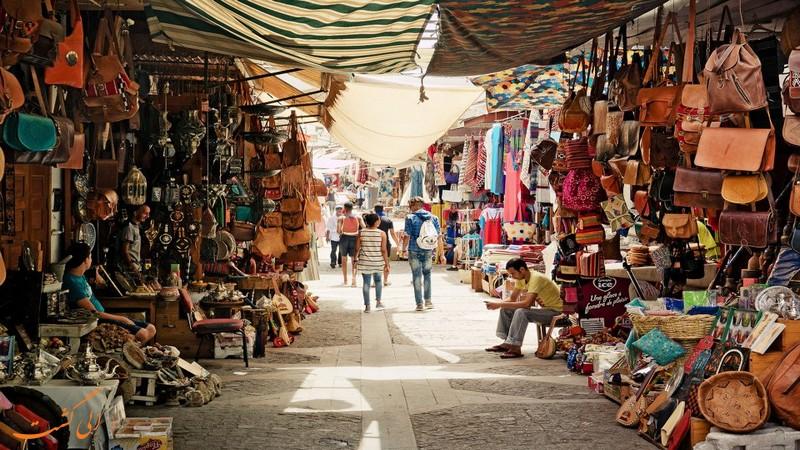 خیابان های مراکش