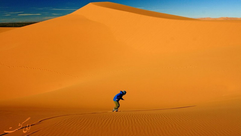 شن سواری در مراکش