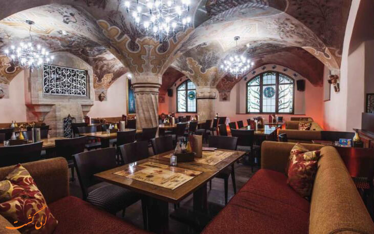 رستوران راتسلر مونچن