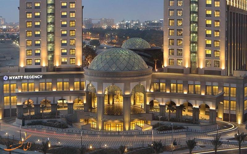 هتل حیات ریجنسی دبی (5 ستاره)