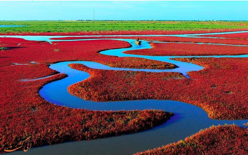 ساحل قرمز چین