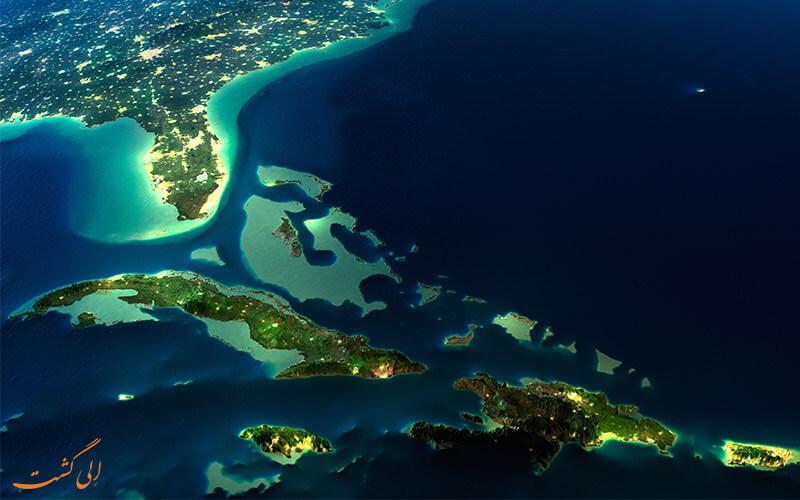 عکس هایی از جزیره ی برمودا
