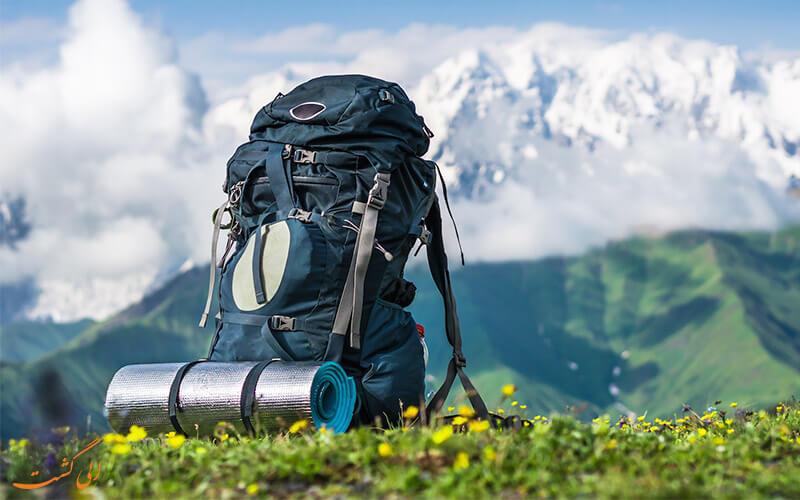 کوله پشتی مناسب برای سفر