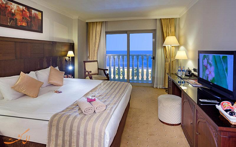 اتاقی در هتل رامادا پلازا آنتالیا