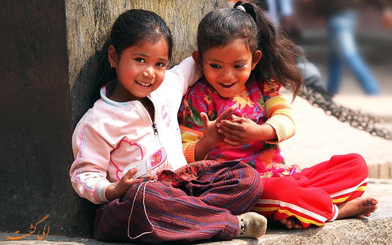 مردم نپال
