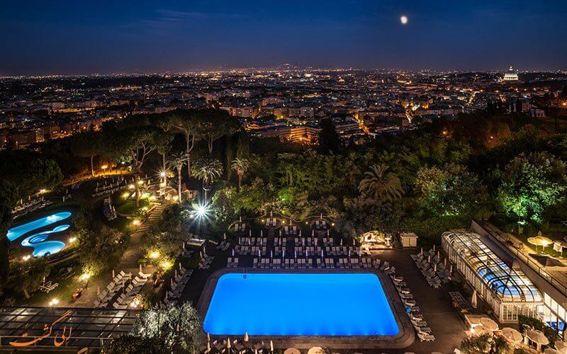 سفر به رم | هتل