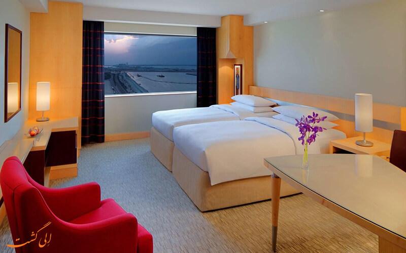 هتل حیات ریجنسی دبی | اتاق