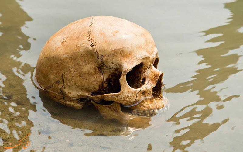 دریاچه استخوان روپکاند هند