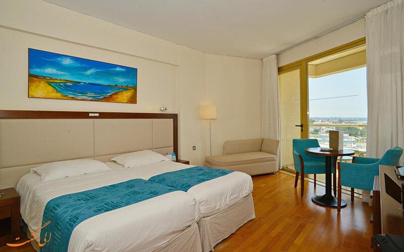 اتاق هتل گلدن بِی بیچ