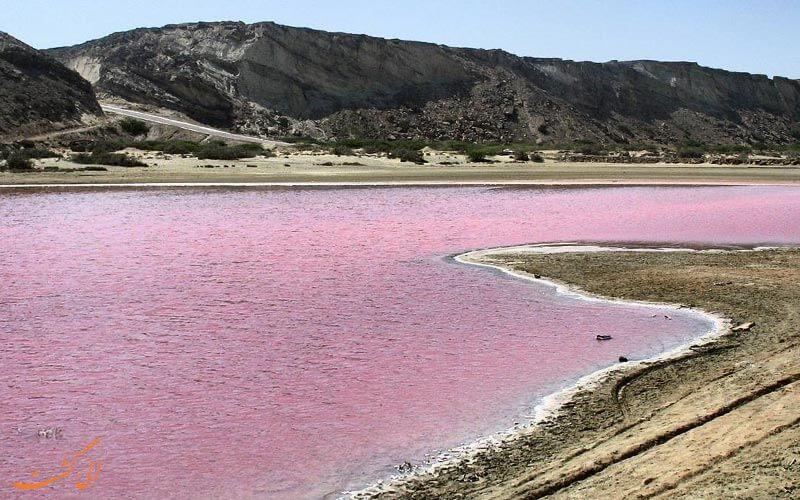 دریاچه لیپار چابهار-سفر 5 روزه چابهار