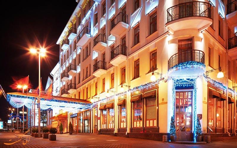 هتلی در بلاروس