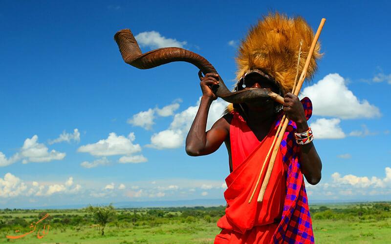 مردم محلی کنیا