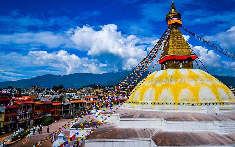 جاذبه ای در نپال