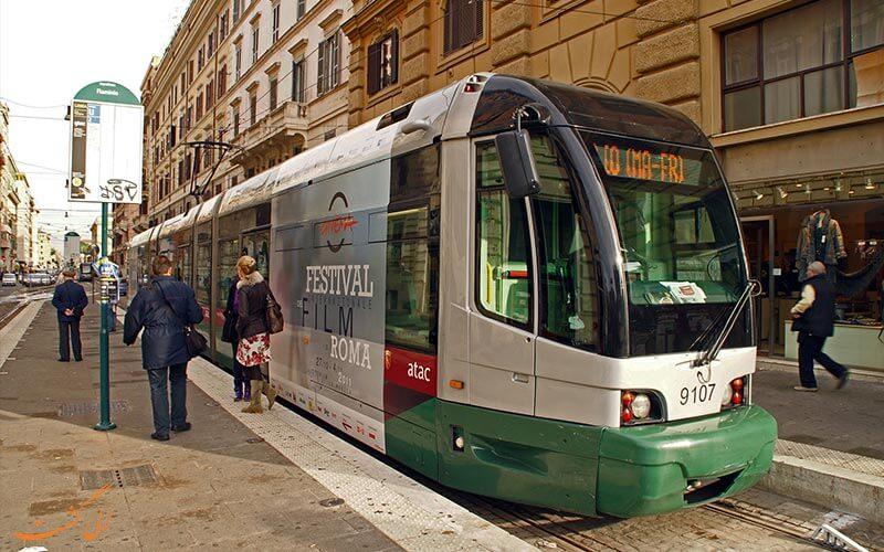 رم ایتالیا | حمل و نقل عمومی