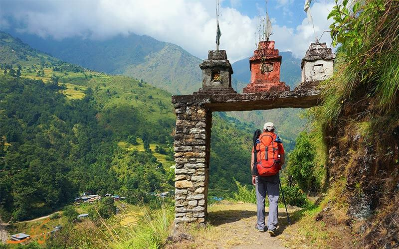 طبیعت گردی در نپال