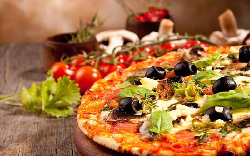 رم ایتالیا | رستوران