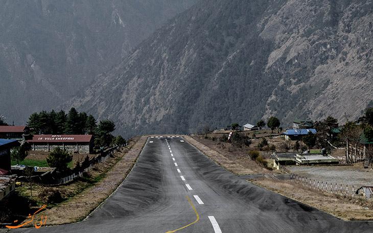 باند فرود نپال