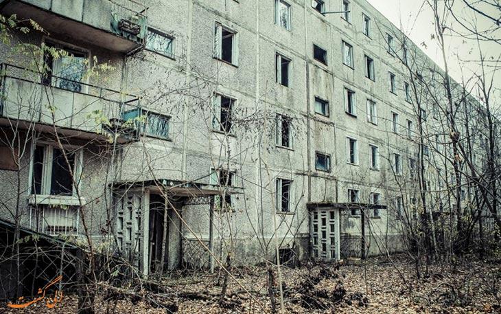 شهر پریپات اوکراین