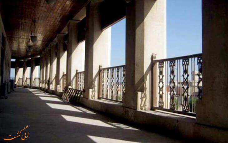 بنای تاریخی در شهر بوشهر