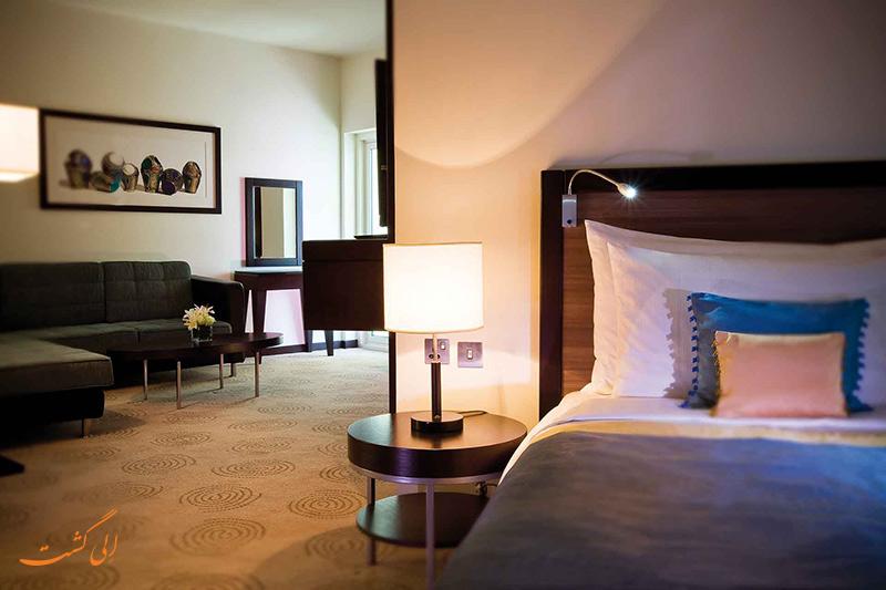 هتل آوانی دیرا دبی