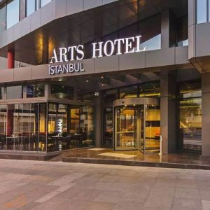 Arts Hotel Istanbul Bosphorus - Special Class- eligasht (15)