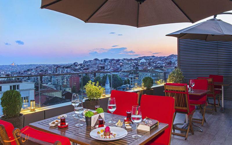 امکانات رفاهیامکانات رفاهی Arts Hotel Istanbul Bosphorus - Special Class- eligasht (4)