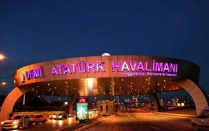 عکس فرودگاه آتاتورک