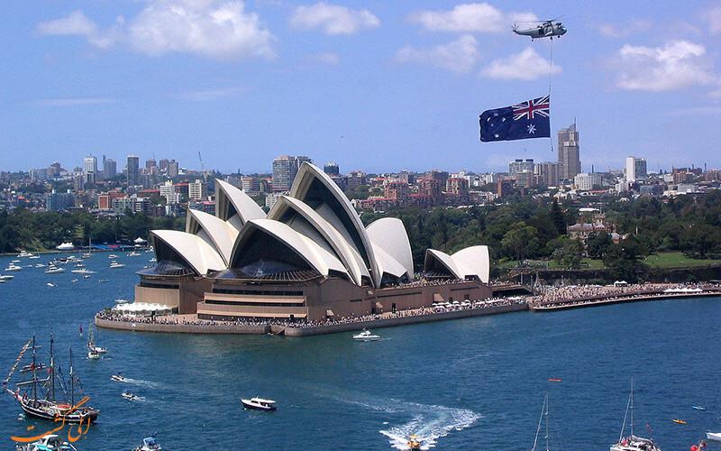 سفارت و ویزای استرالیا