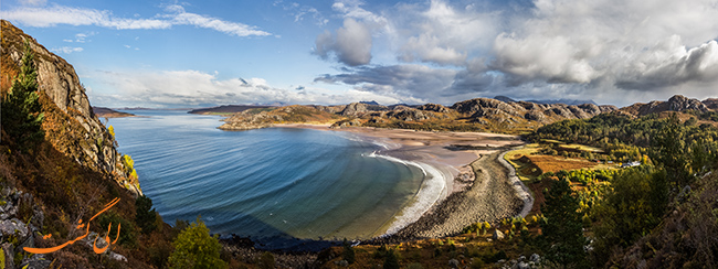 جزیره گروینارد اسکاتلند