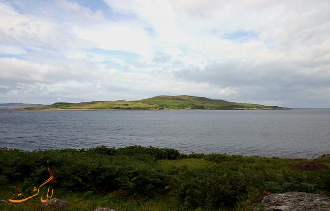 جزیره گروینارد در اسکاتلند