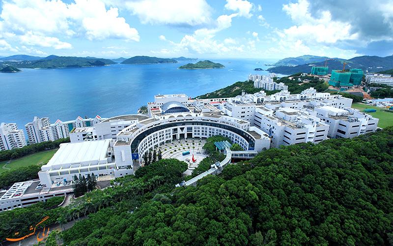 دانشگاه علم و فناوری هنگ کنگ