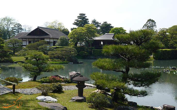 ویلای سلطنتی کیوتو