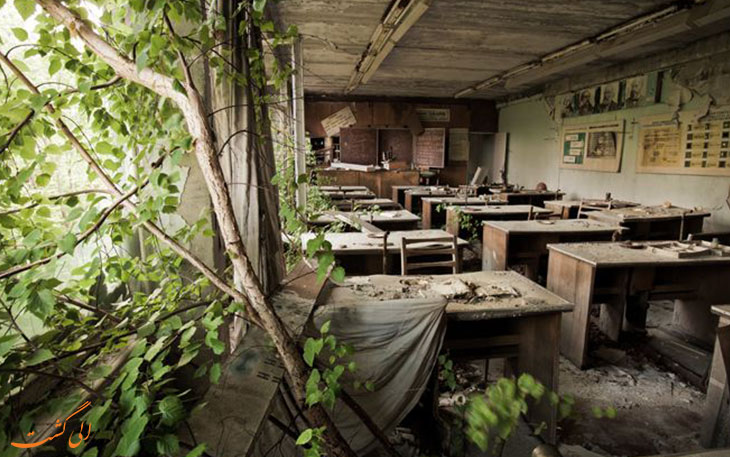 شهر ارواح اوکراین