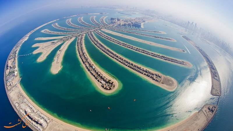 اسکای دایوینگ در دبی