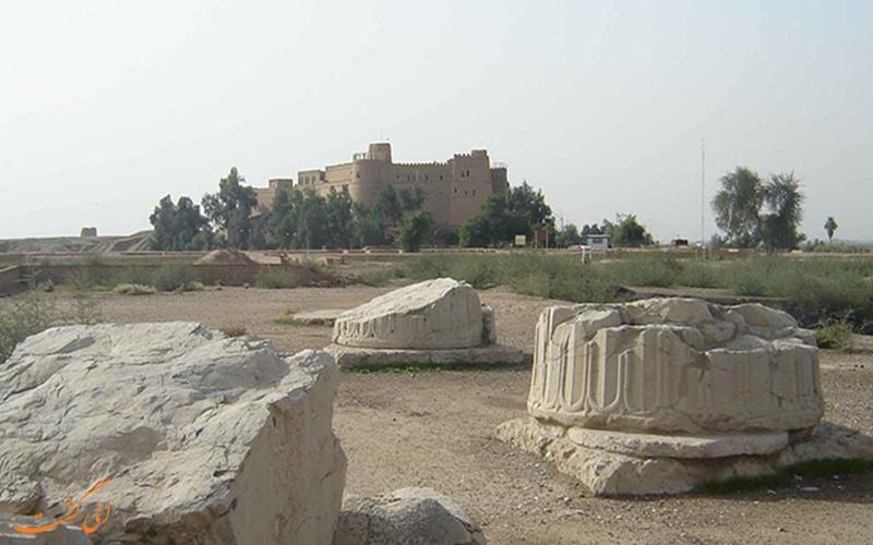 شهر باستانی شوش