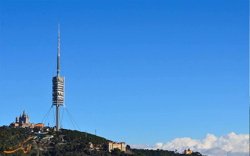 برج و پارک کلسرولا