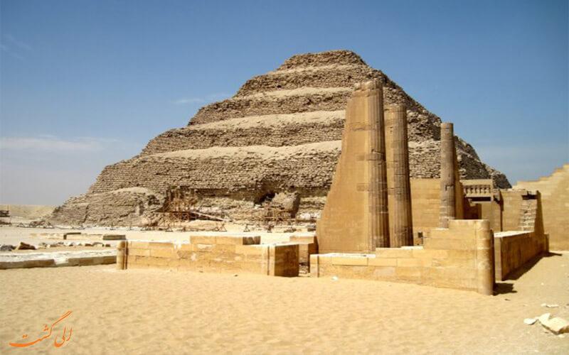 معبد کارناک در مصر